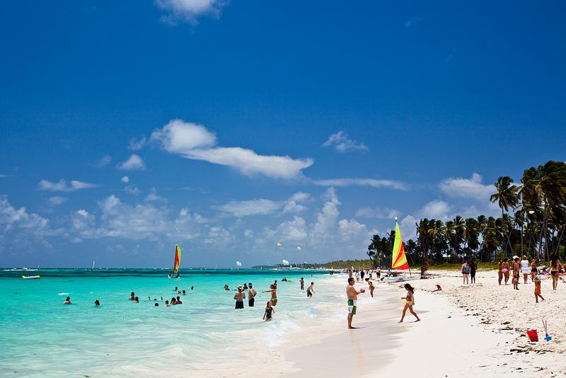В Доминикане отмечают самый большой праздник - Семана Санта!
