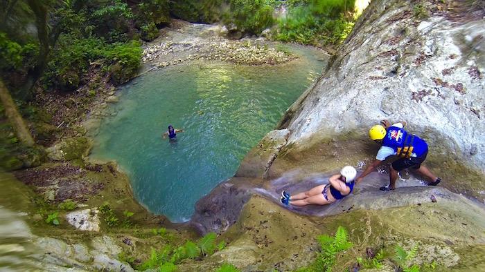 27 водопадов + Райский остров + Санто-Доминго