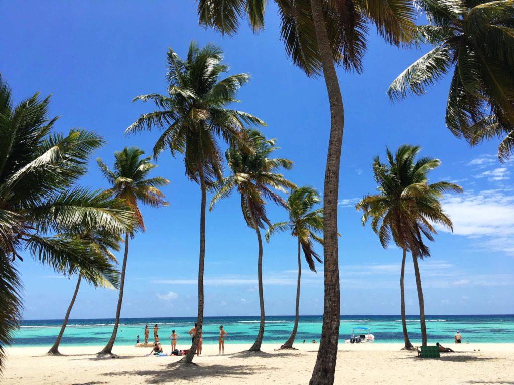 Остров Саона, Доминикана. Программа эксклюзив. Видео