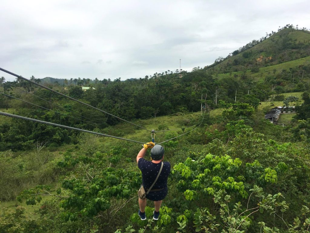 Как проходит экскурсия джип-сафари в Доминикане. Видео