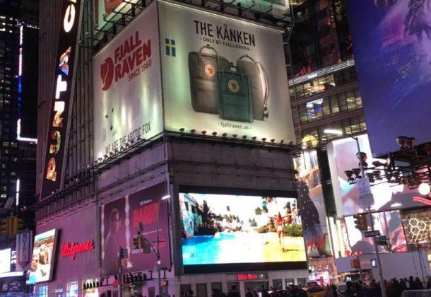 В Нью-Йорке развернули широкомасштабную рекламу Доминиканы