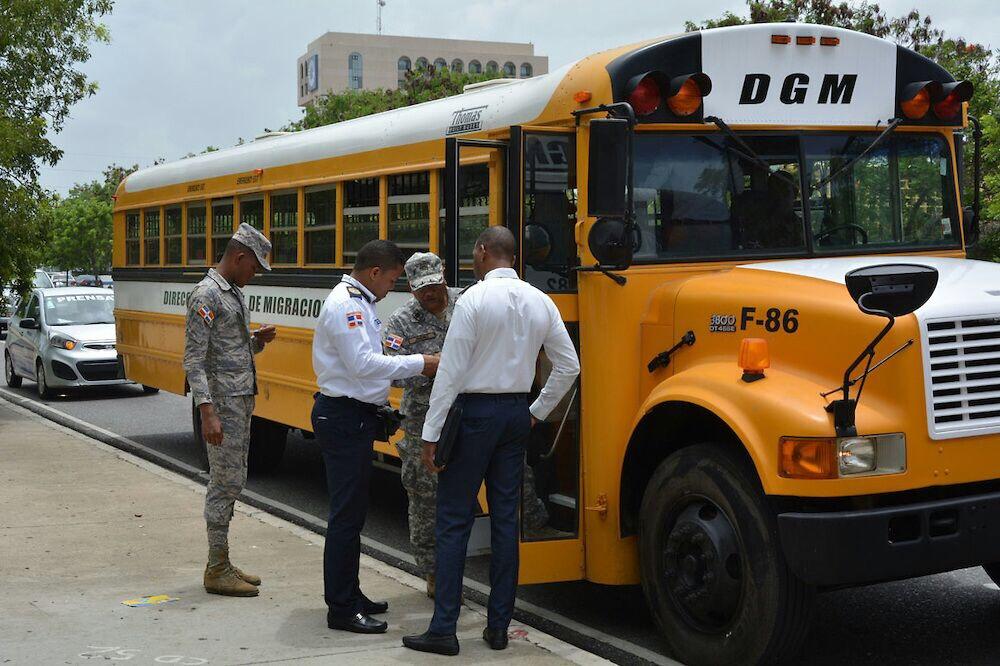 В Доминикане задержаны и ждут депортации 685 нелегалов