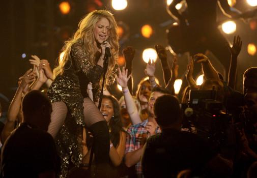 Шакира выступит в Доминикане в рамках мирового тура El Dorado