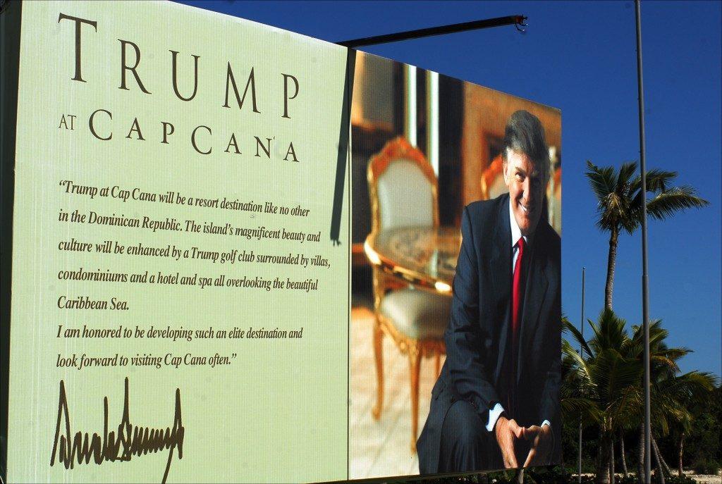 Трамп отдыхает в Cap Cana, а Джей Ло в Casa de Campo