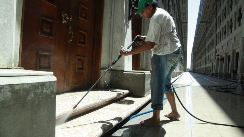 В Маяке Колумба проведут плановый ремонт и фумигацию от вредителей