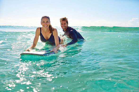 Серфинг в Доминикане HoneyMoon