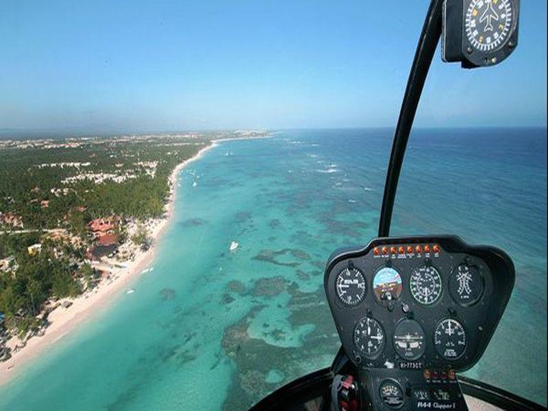 Heliport в Санто-Доминго
