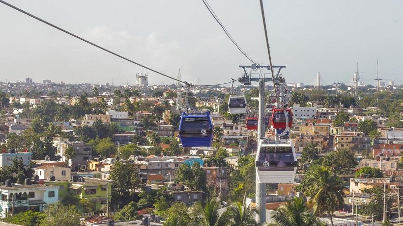 Данило Медина объявил о строительстве новой канатной дороги в Доминикане