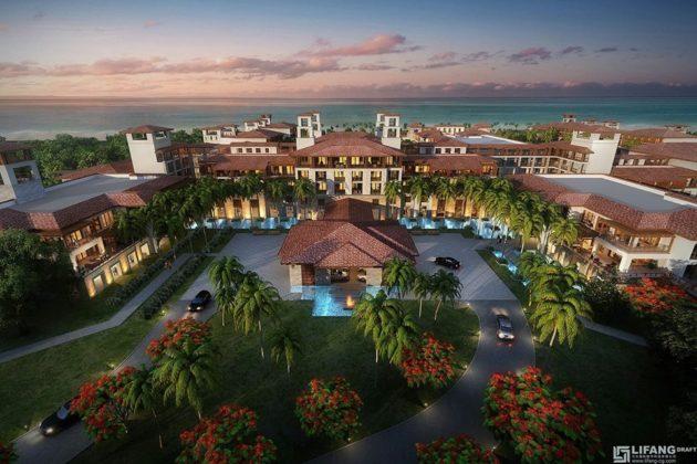 В Доминикане откроют новый отель Lopesan Costa Bávaro Resort, Spa & Casino