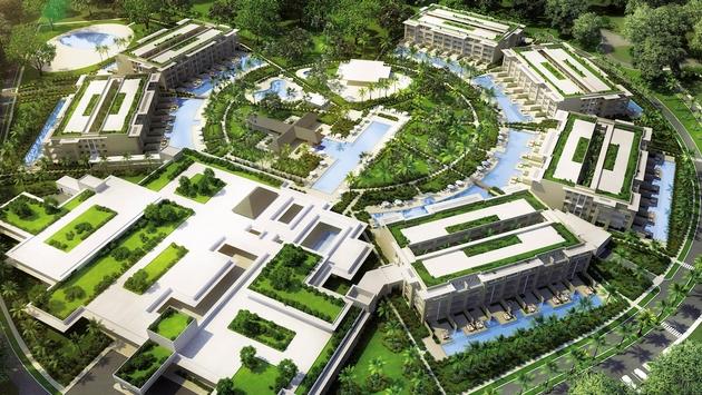 """В Пунта-Кана откроют элитный """"круглый"""" отель The Grand Reserve"""