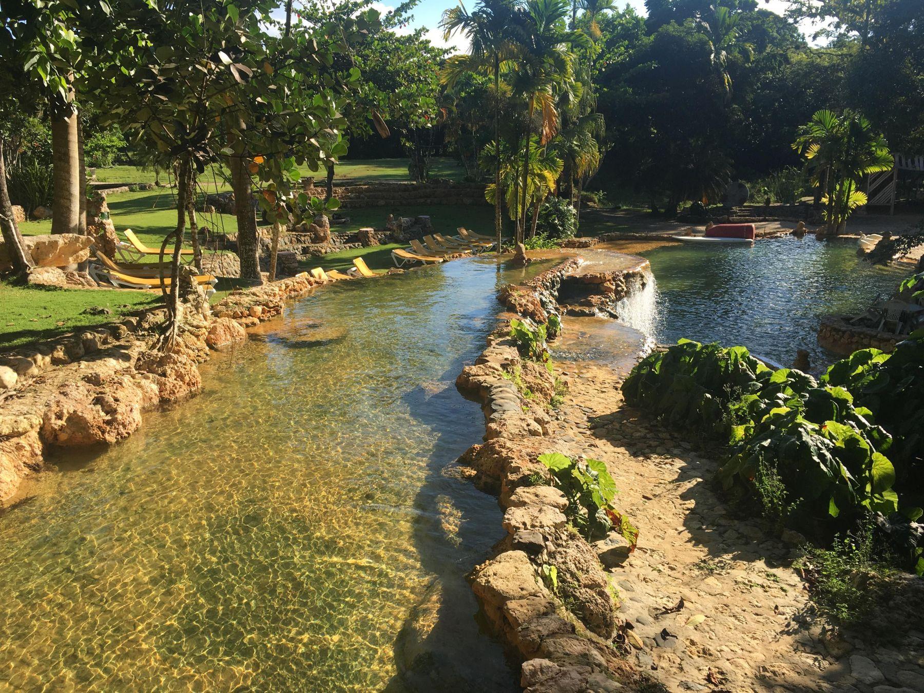 Все о Доминикане: эко-отель Caño Hondo. Видео