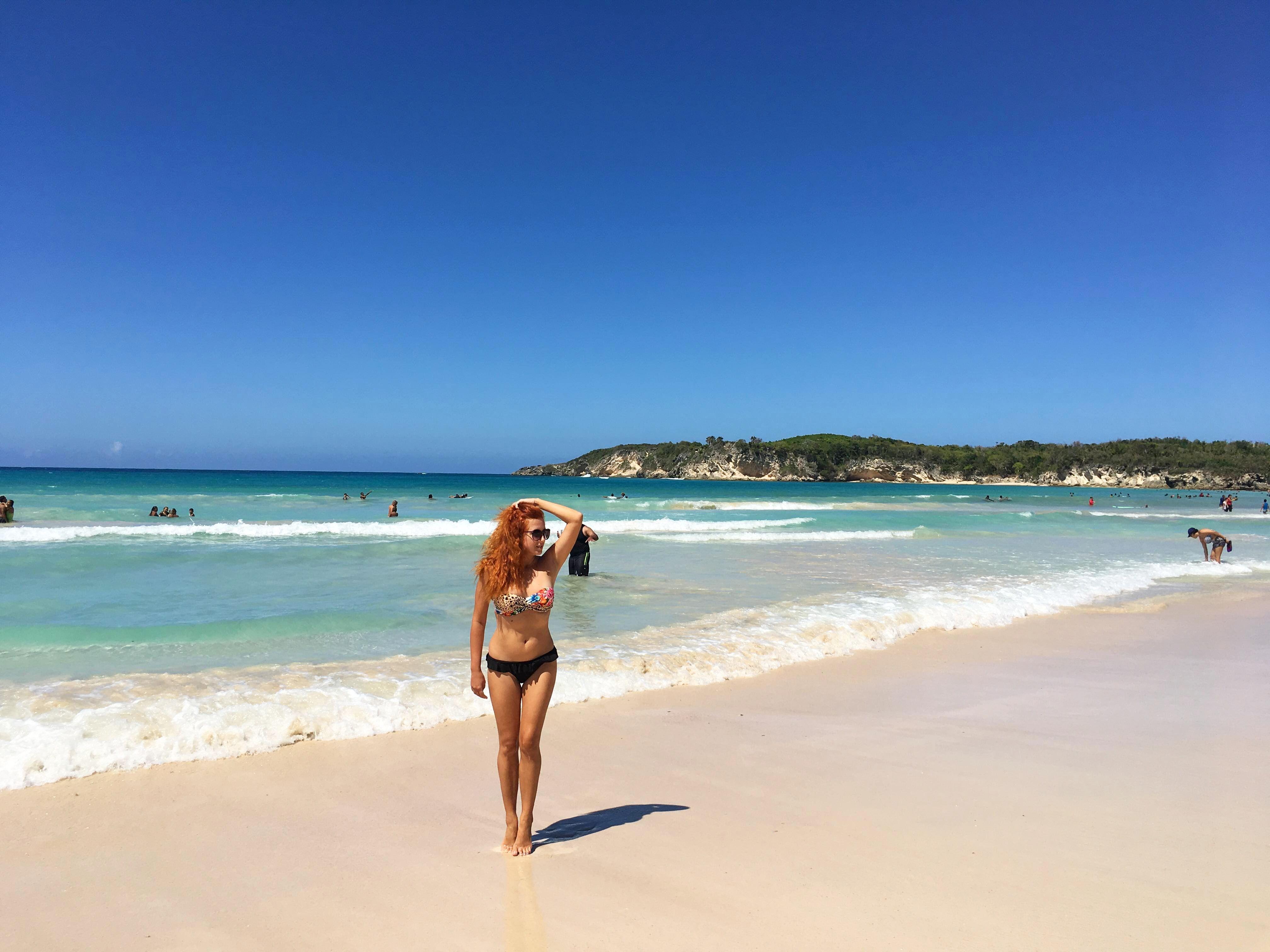 Водоросли в Доминикане: трансфер на чистые пляжи