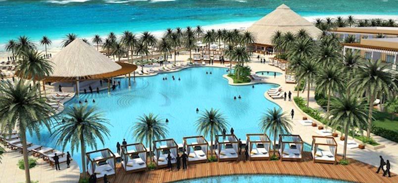 Доминикана все включено названы лучшие отели Пунта-Кана 4