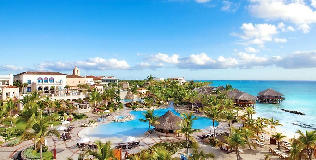 Доминикана все включено названы лучшие отели Пунта-Кана 6