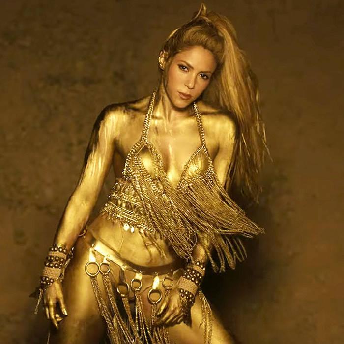 18 октября Шакира даст большой сольный концерт в Доминикане