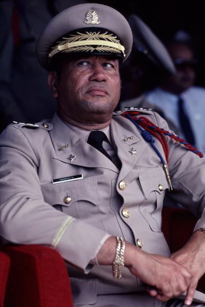 Экс-президент Гаити скончался в Доминикане