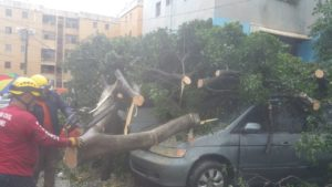 Ураган Берил пришел в Доминикану: фото, видео, последствия