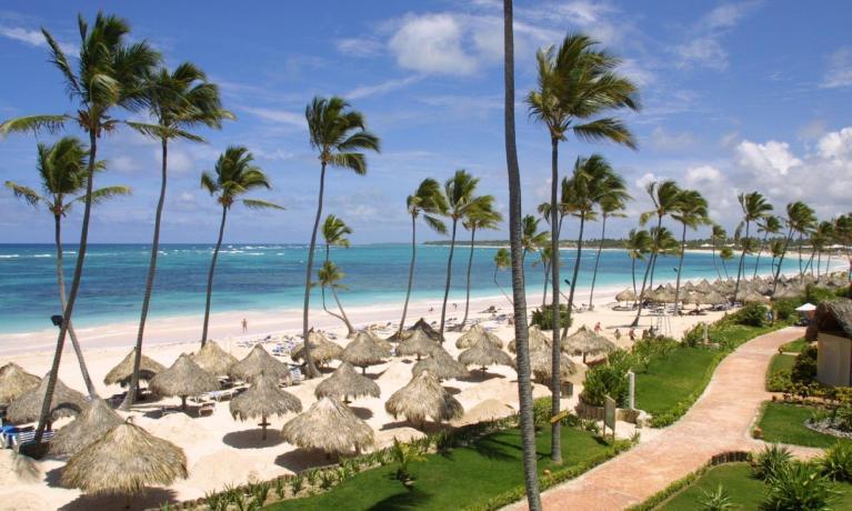В отеле Vik Hotel Arena Blanca рассказали о ситуации с водорослями на пляже