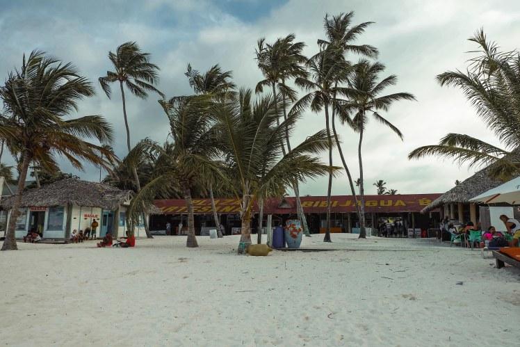 В районе Barcelo bavaro beach открыли пляжный клуб