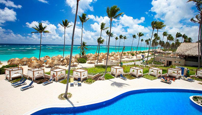 доминикана все включено названы лучшие отели Пунта-Кана 1