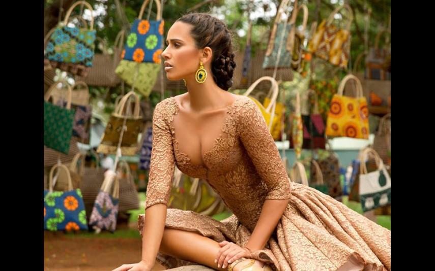Актриса Рита Перейра похвасталась снимками со своего отдыха в Пунта-Кана