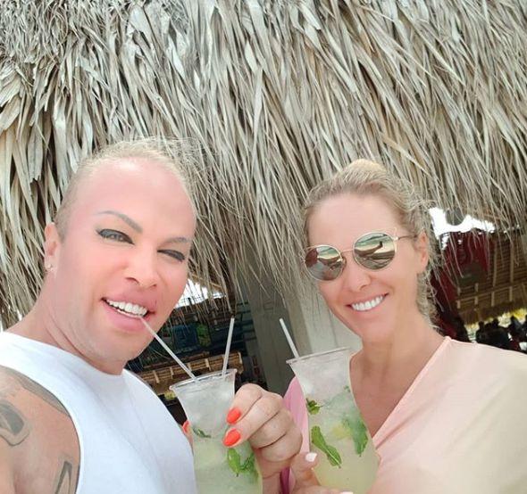 Александр Шпак и Мася проводят отпуск в Barcelo Bavaro Grand resort