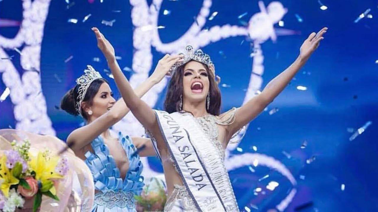 Мисс Доминикана-Вселенная 2018