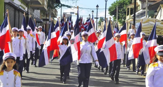 день реставрации республики Доминикана 22