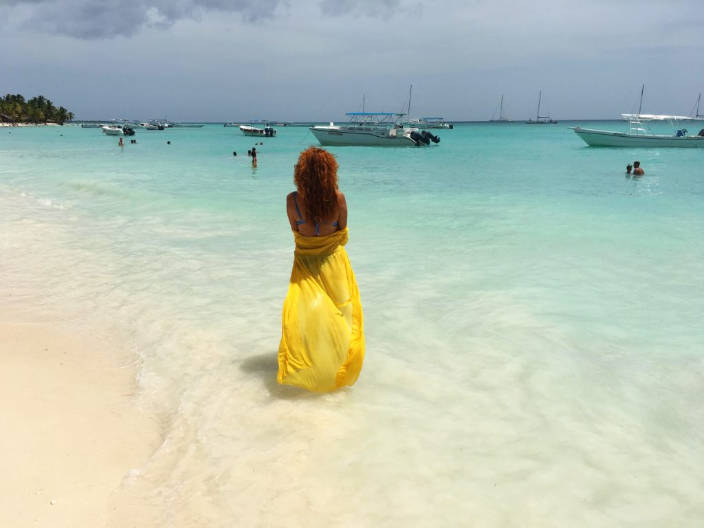Саона Paradise: Саона + город художников (до 15 чел)