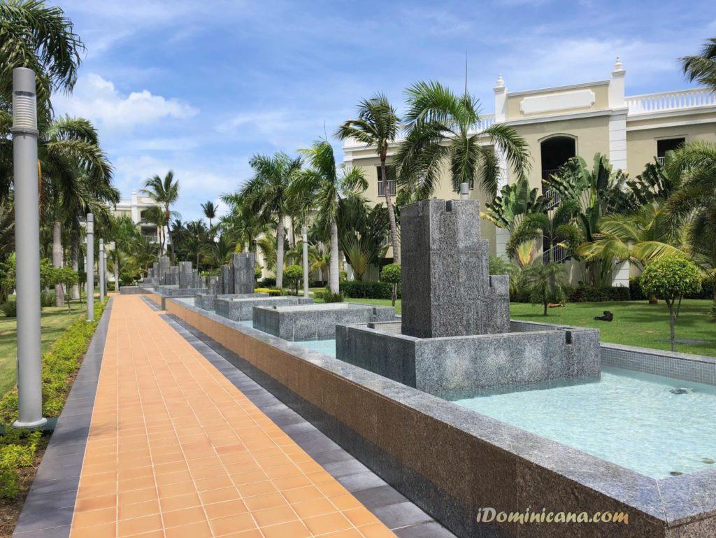 Обзор отеля Riu Palace Bavaro 5* Доминикана. Фото. Видео