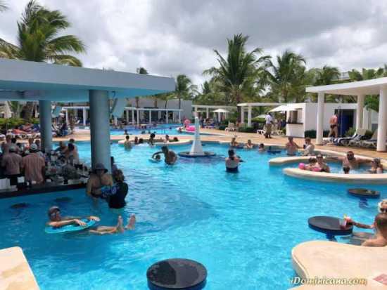 отель риу экскурсии палац макао бамбу наибоа доминикана