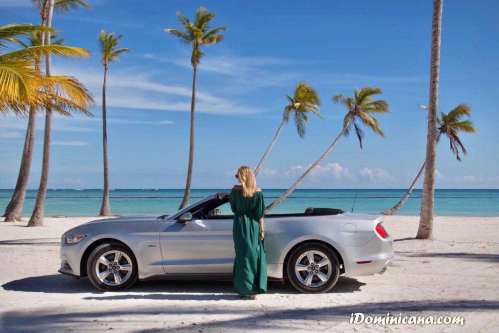 Кабриолет Ford Mustang в Доминикане (2016 г.в.) iDominicana.com