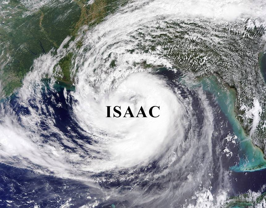 В Доминикане готовы встретить ураган Исаак