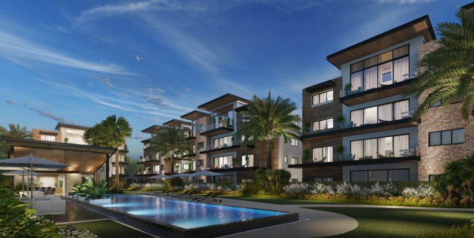 В Кап-Кана открыли новый жилищный комплекс The Lofts