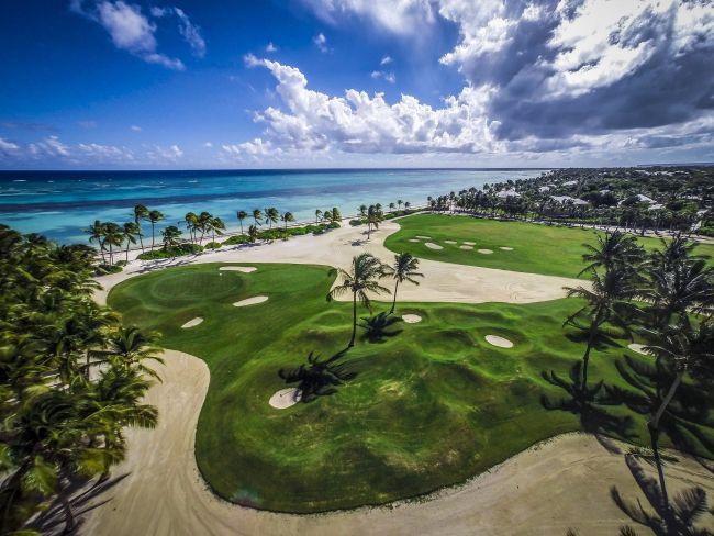Доминикана гольф