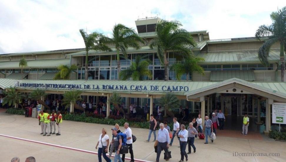 Колумбийцы пытались посадить в Ла Романа чартер с кокаином