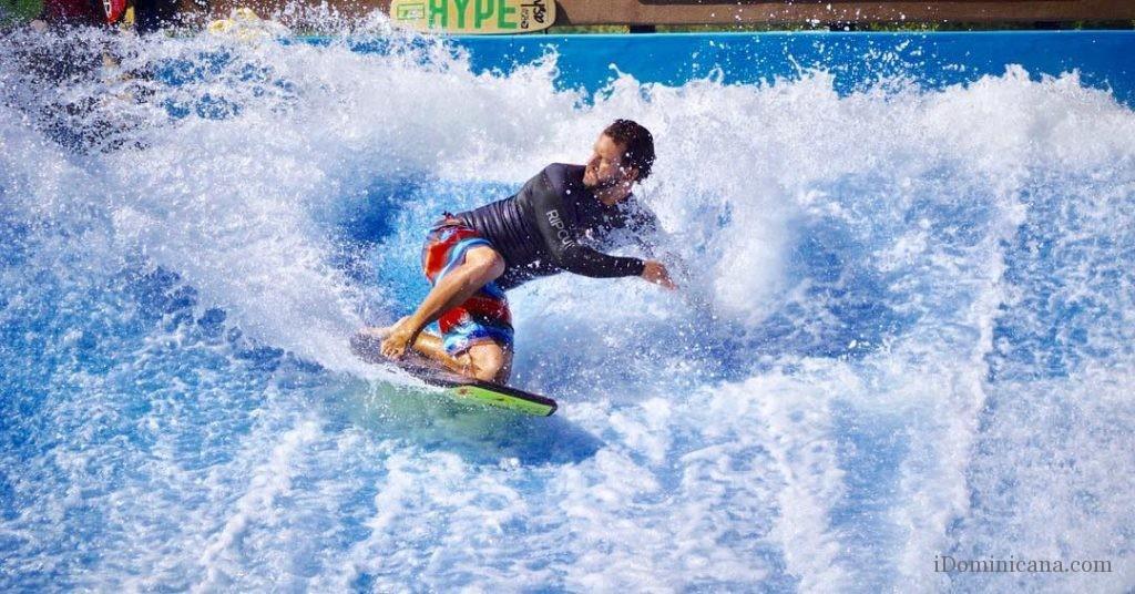 В Доминикане впервые пройдет Международный чемпионат по серфингу WFC