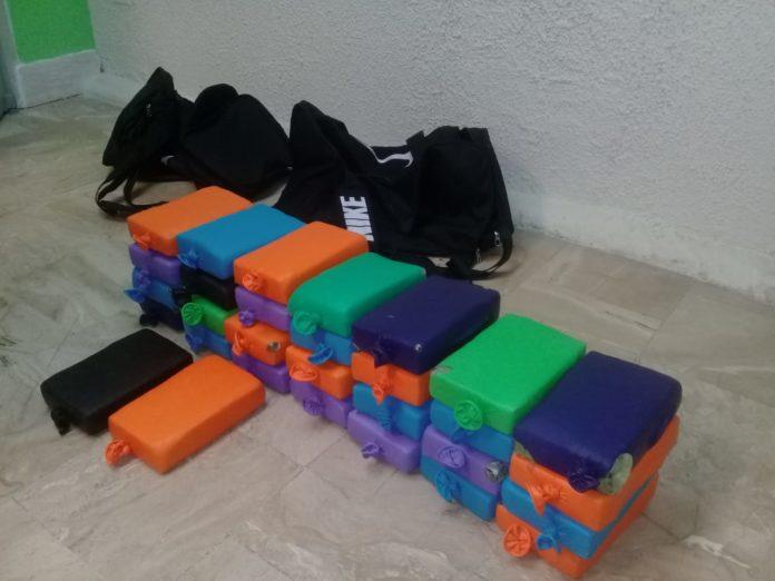 В аэропорту Пунта-Кана изъяли 30 упаковок кокаина