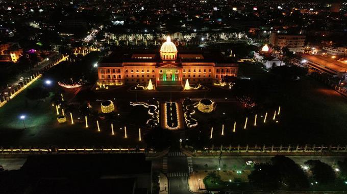 Президентский дворец в Доминикане смогут посетить все желающие