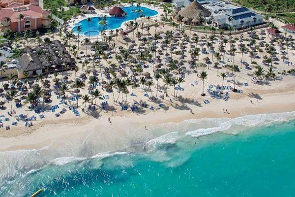 Туристы в Доминикане тратят $133 в день