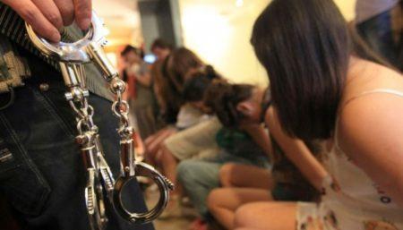 В Доминикане задержали банду, занимавшуюся торговлей людьми