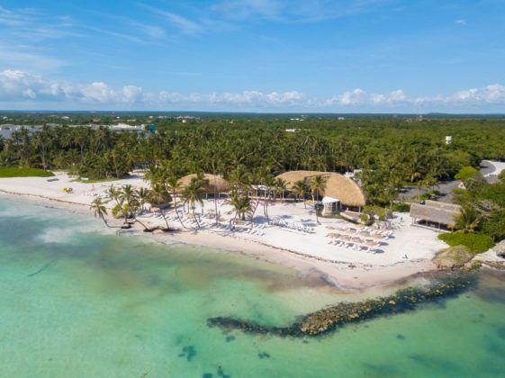 Ресторан и пляж Playa Blanca открылся после обновления