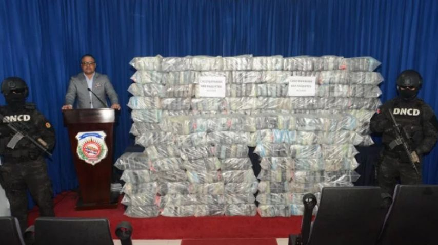 В Байяибе арестовали лодку, на борту которой обнаружили 659 упаковок кокаина