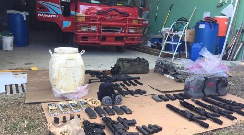 В Байяибе арестовали лодку, на борту которой обнаружили 659 упаковок кокаина 2