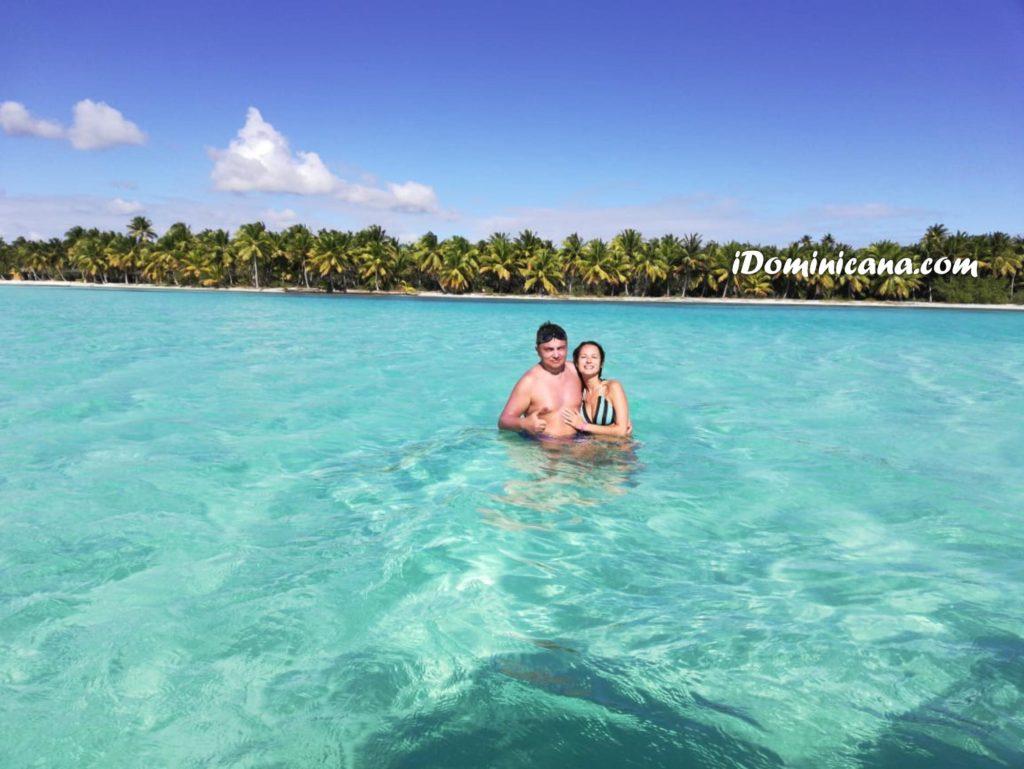 Саона Paradise: Саона (Доминикана), фото наших туристов
