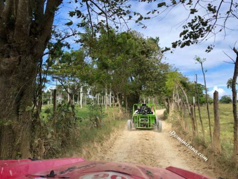 Багги в Доминикане - гонки по бездорожью. Новое видео