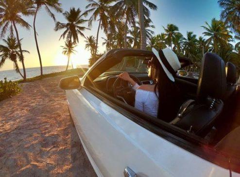 Авто Доминикана - Chevrolet Camaro. Фото и видео туристов iDominicana 1