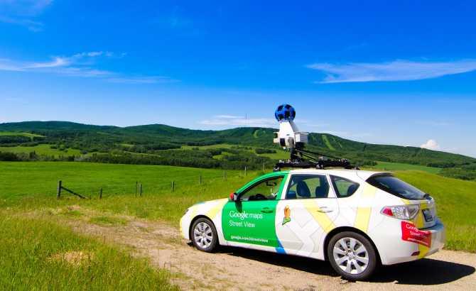 Автомобили Google Street View снимают Доминикану