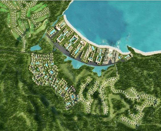 На пляже Ринкон построят 7 новых отелей и элитный жилой комплекс