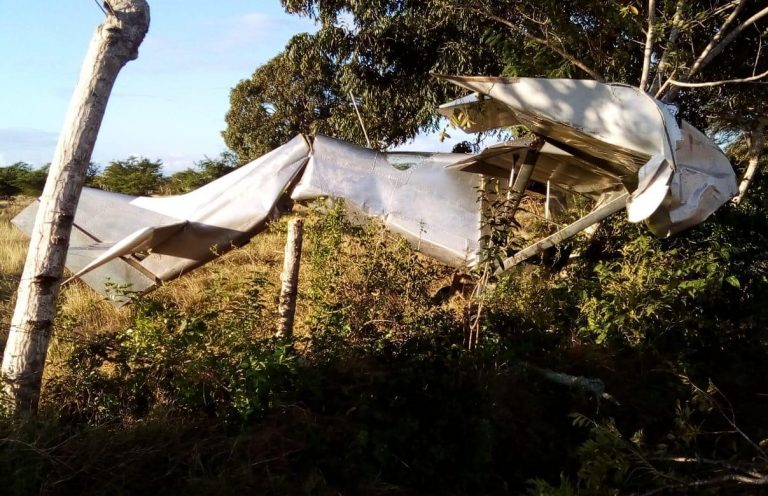 В Доминикане при загадочных обстоятельствах разбился самолет